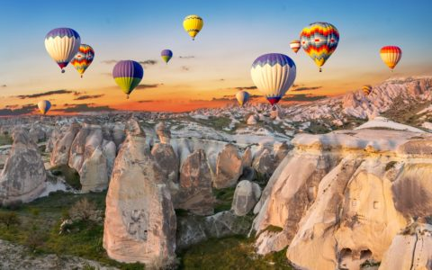 2020 Cappadocia Int'l academic conference on humanities and social sciences