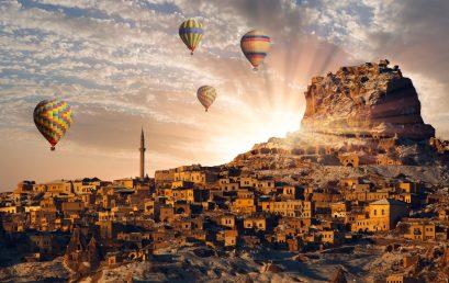 Cappadocia International Academic Conference on Business & Economics