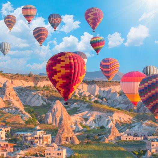 Cappadocia International Academic Conference on Education & Teaching