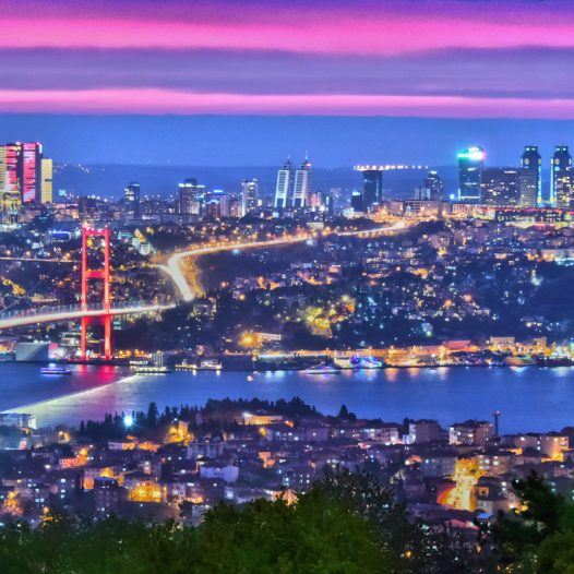 Istanbul International Academic Conference on Business & Economics